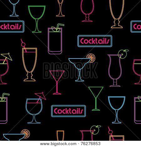 Cocktail Pattern