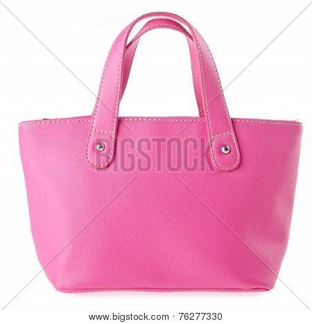 Clutch Bag On Background