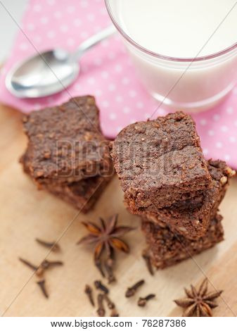Healthy Paleo Brownies