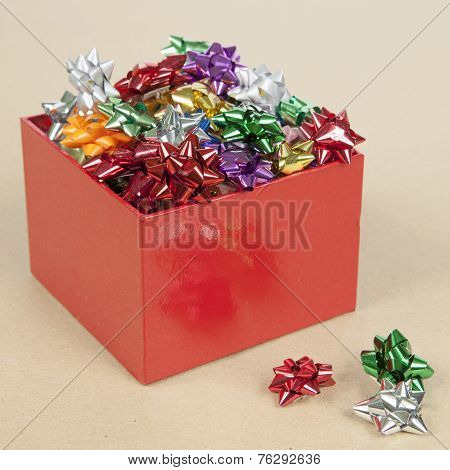 Christmas Cockades In A Box