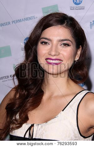 LOS ANGELES - NOV 15:  Blanca Blanco at the