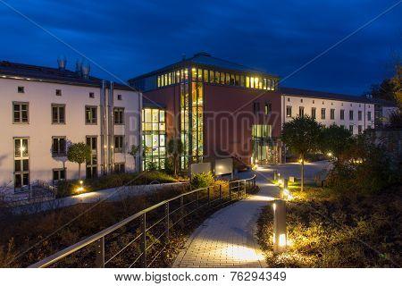 Town Hall Of Schwandorf