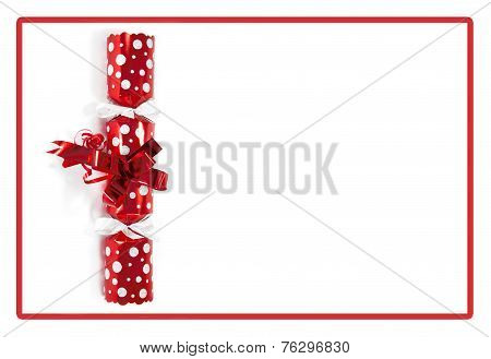 Christmas Cracker with Frame