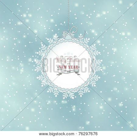 Christmas Design Ball