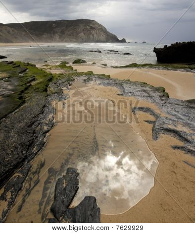 Beach Of Castelejo