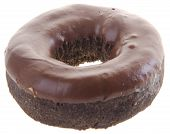foto of donut  - donuts chocolate donuts on background - JPG