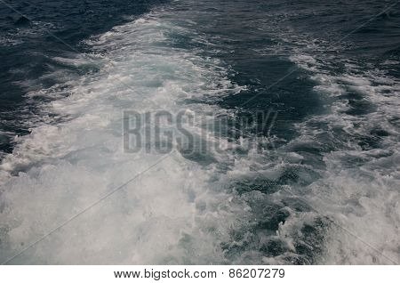 Water In The Back Of Boat