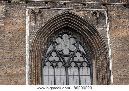 Gothic Arch.