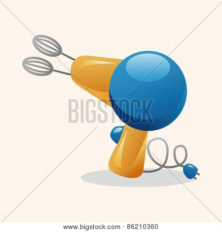 Kitchenware Beater Theme Elements