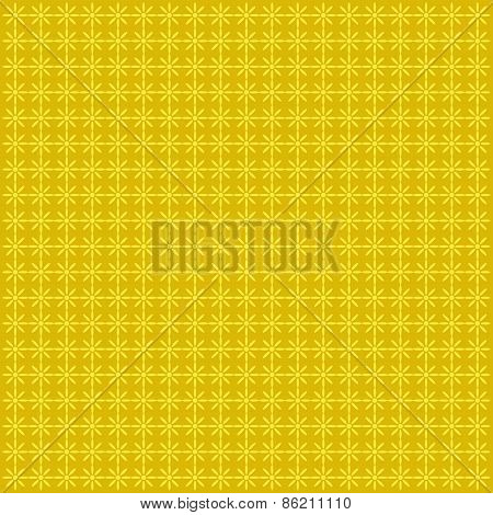 Seamless Polka Dot Background.  Vector.