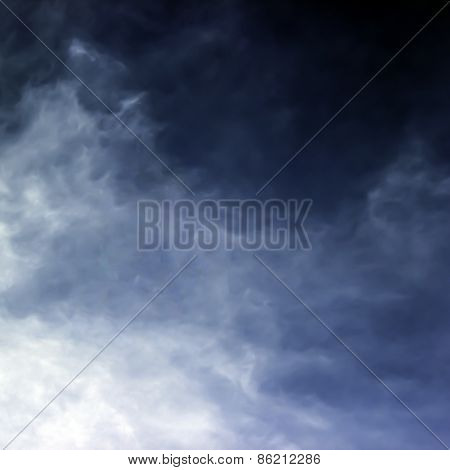 Sky Background With Cloud Wallpaper