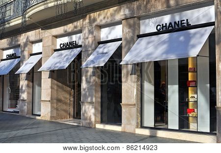 Chanel Flagship Store
