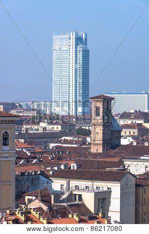 The Turin Skyscraper