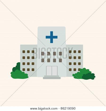 Hospital Theme Elements