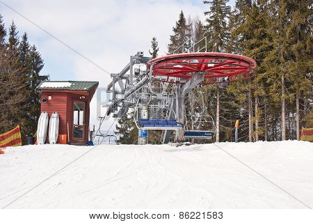 Mechanism Chairlift