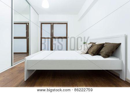 White And Brown Design