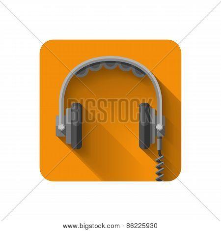 Headphones Icon 01