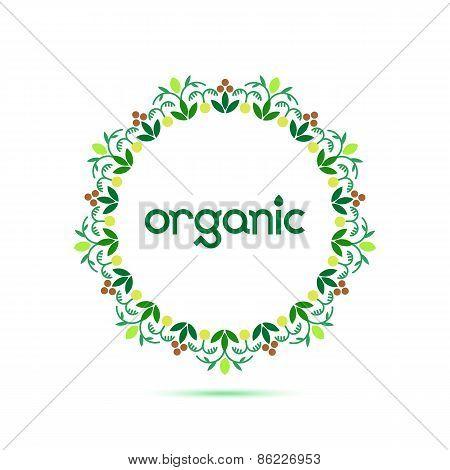 Organic Rosette Logo 001