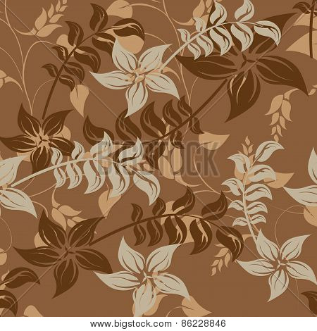 Samples  Spring Flower illustration