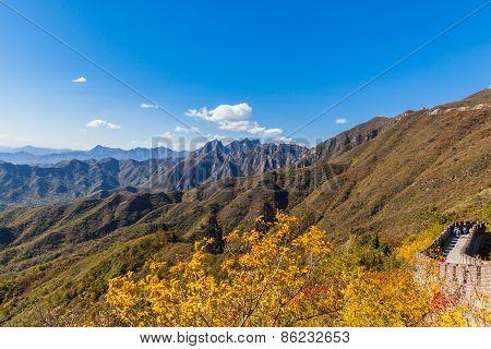 The Great Wall, Mutianyu Part