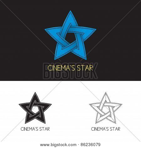 Logo Of Cinema's Star