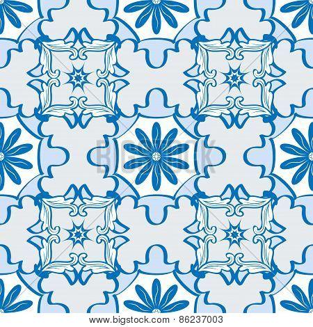 Mediterranean-style pattern