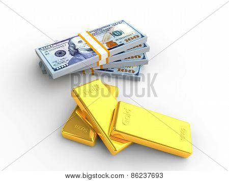 Money and Gold