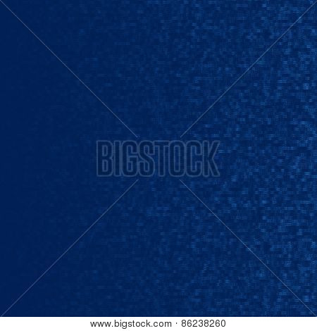 blue shimmering abstract background