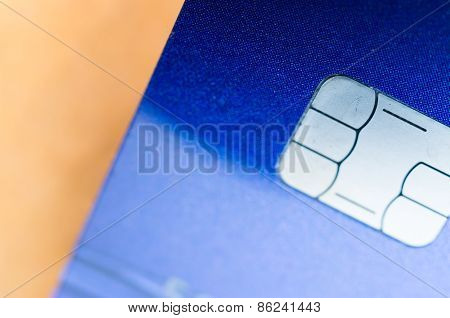 Electronic Chip Card