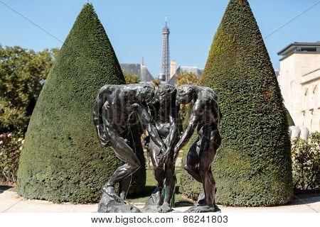 Paris - Museum Rodin