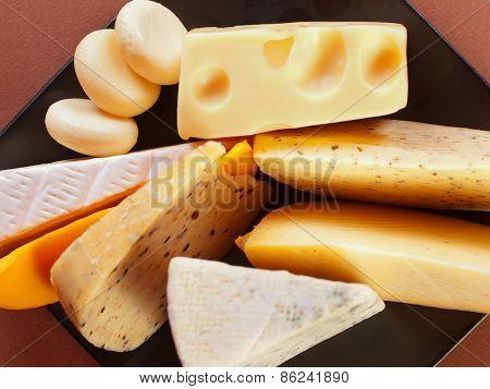 Cheese Still Life