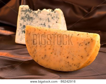 Blue Cheese And Gouda