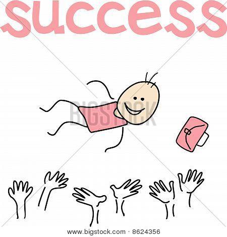 Success.