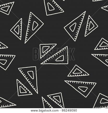 Doodle Triangle Ruler