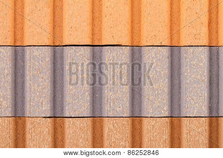 This Is A Composite Material For Terrace