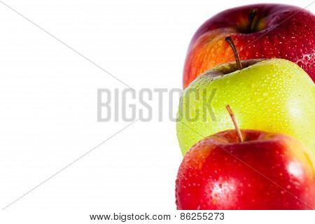 Apples Macro