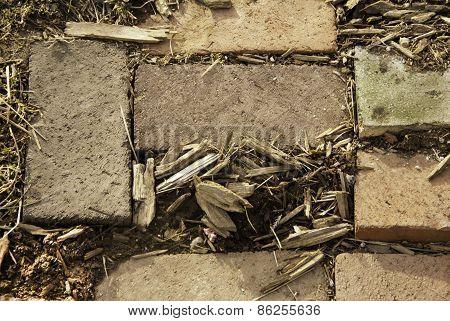 Bricks And Mulch
