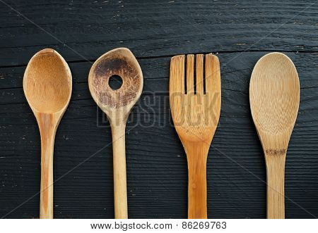 Kitchen Wooden Utensil