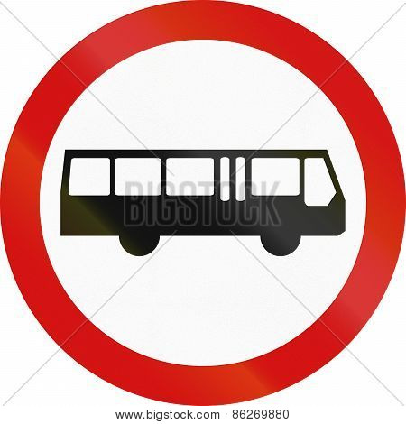 No Busses In Poland