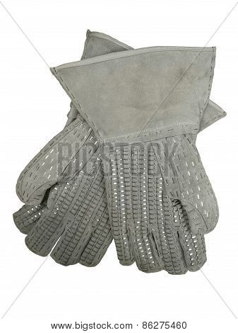 Barbed Wire Handling Gloves