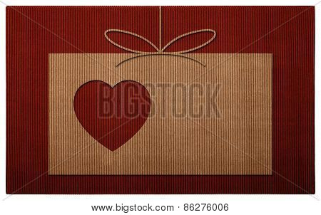 background greeting Valentine wedding shape heart