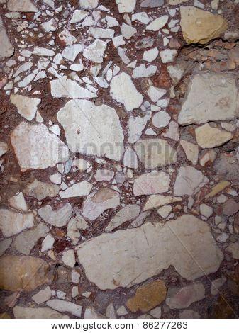 Coral Limestone - Breccia
