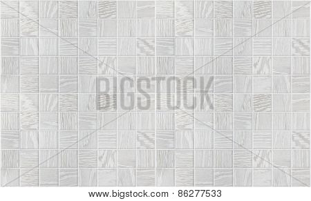 Small Marble Square Tiles Gray  Effects