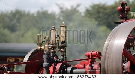 Steam Engine.