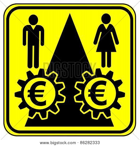 Equal Work Equal Pay in Euro