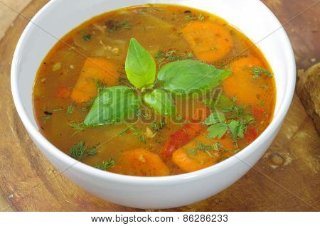 Appetizing Cabbage Soup