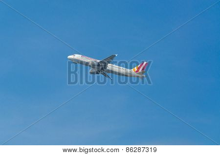 German Wings Airbus A320