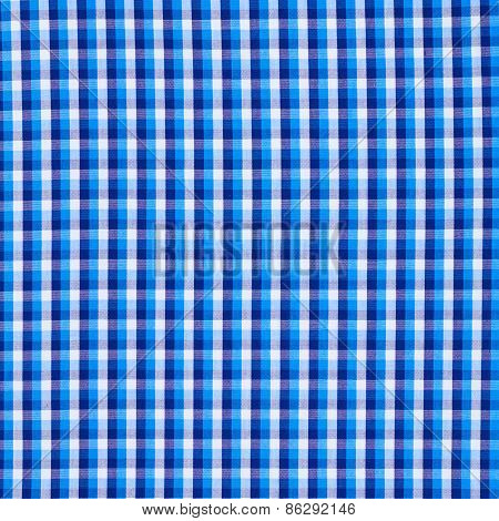 Squared cloth fabric
