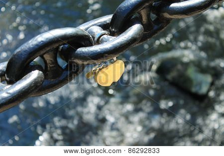 Lock On The Chain