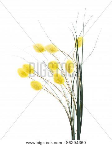 Artificial floral composition